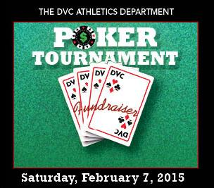 Athletics Department Poker Tournament