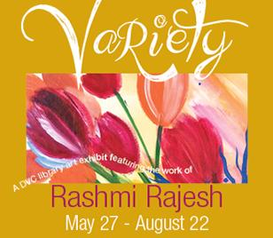Variety by Rashmi Rajesh