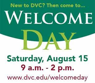Attending DVC for the first time?