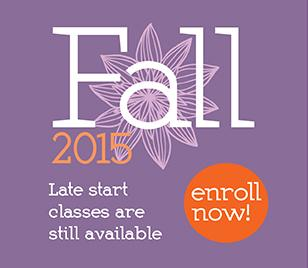 Late start classes still available