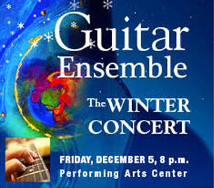 Guitar Ensemble: The Winter Concert