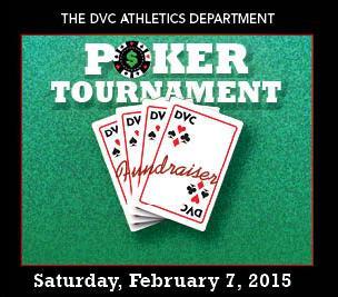 Athletics Department Poker Tournament