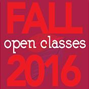 Fall open classes