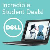 Incredible student deals!