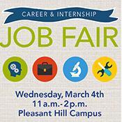 Career and Internship Job Fair