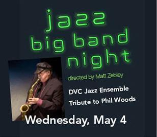 Jazz Big Band Night
