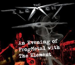 The Element Prog Metal Concert