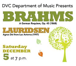 DVC Music Presents: Brahms