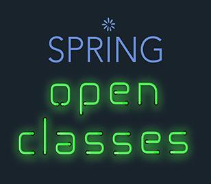 Spring open classes