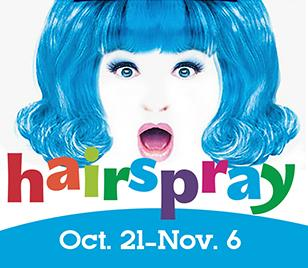 Hairspray Drama Production