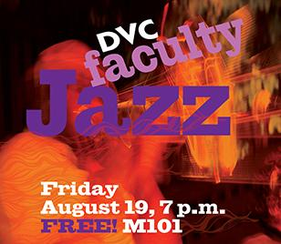 DVC Faculty Jazz Concert