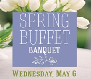 Spring Buffet Banquet