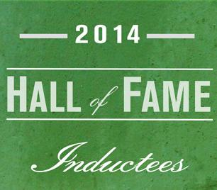 Hall of Fame 2014 inductees
