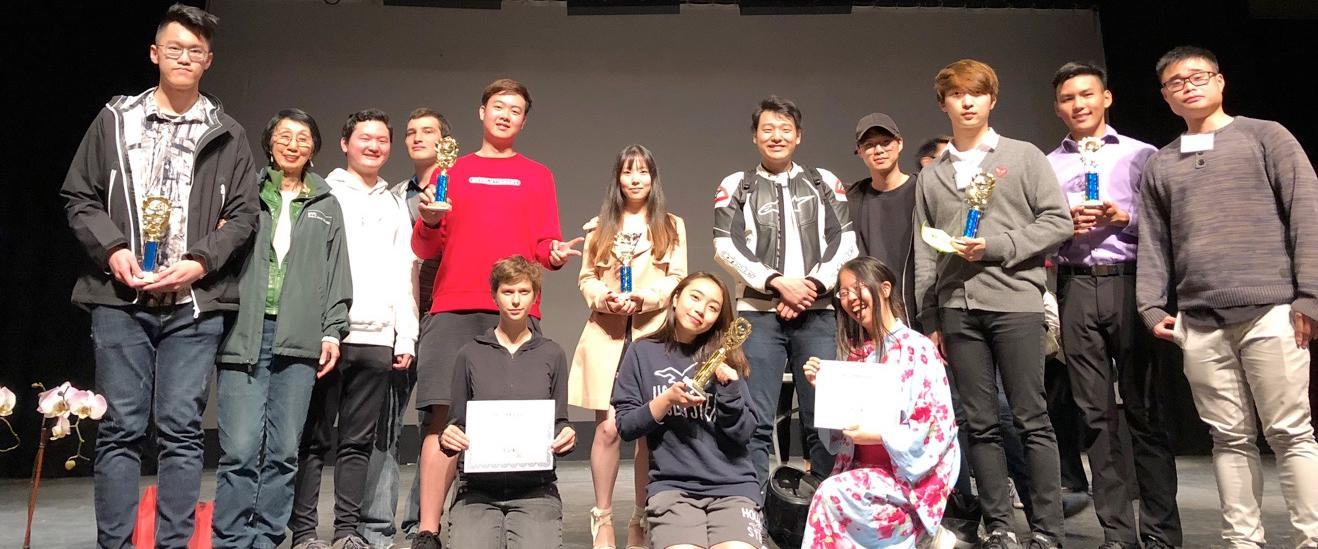 Congratulations to DVC students for their achievements in the Chinese Bridge and Chinese Mandarin Speech Contests.