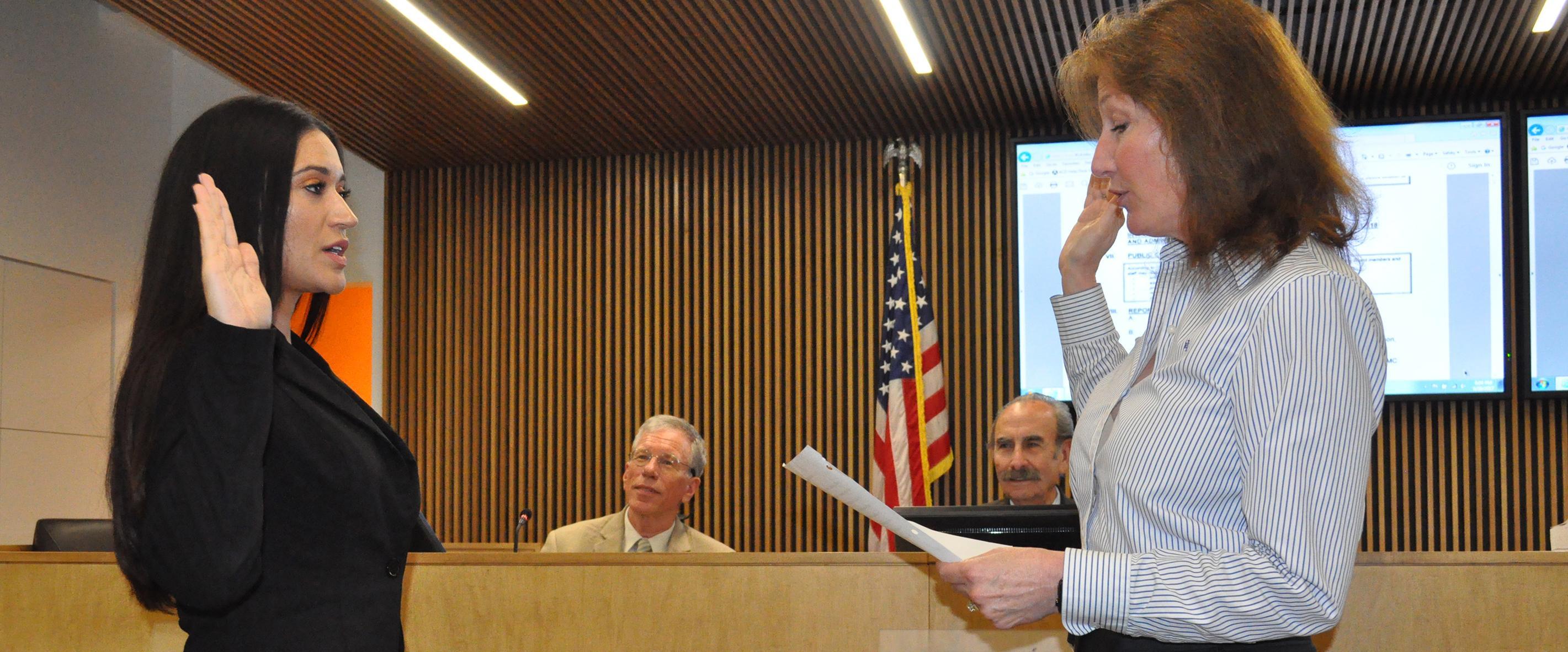 Jessica Cisneros elected to the California Community College Trustees Board.