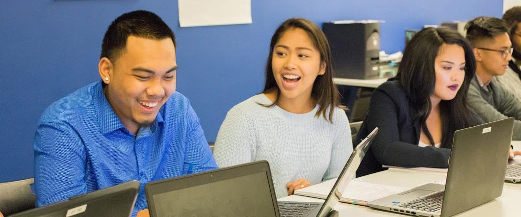 Join an intensive one-year technology-training program combined with a professional internship at a top Bay Area Company.