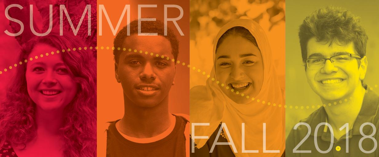 Get ready! Summer and Fall registration dates are coming up soon.