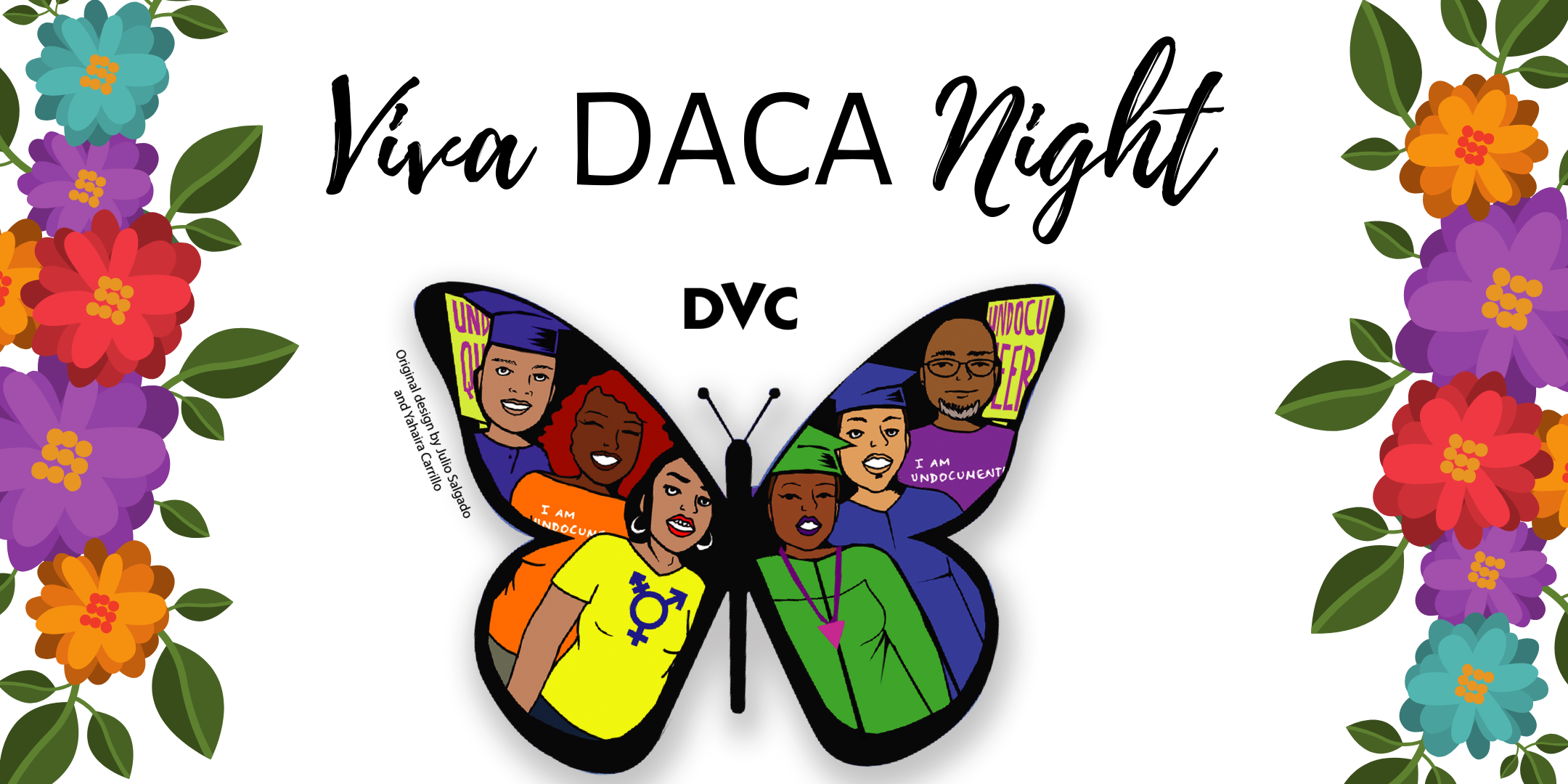Viva DACA Night Banner