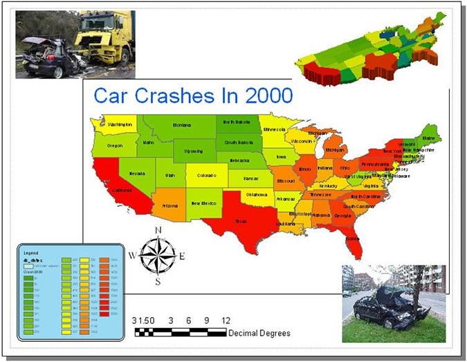 car crashes 2000