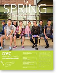 Spring 2016 catalog cover