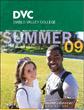 Summer 2009 schedule