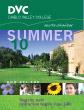 Summer 2010 schedule
