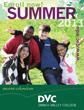 Summer 2011 schedule
