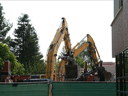 digger commons construction 8-6-14