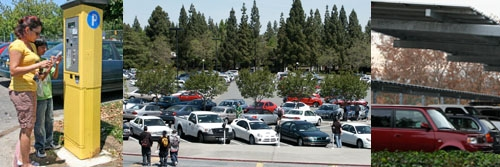Parking at DVC
