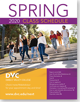 Dvc Summer 2020 Classes.Schedules And Catalogs