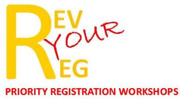 Rev Your Reg Logo
