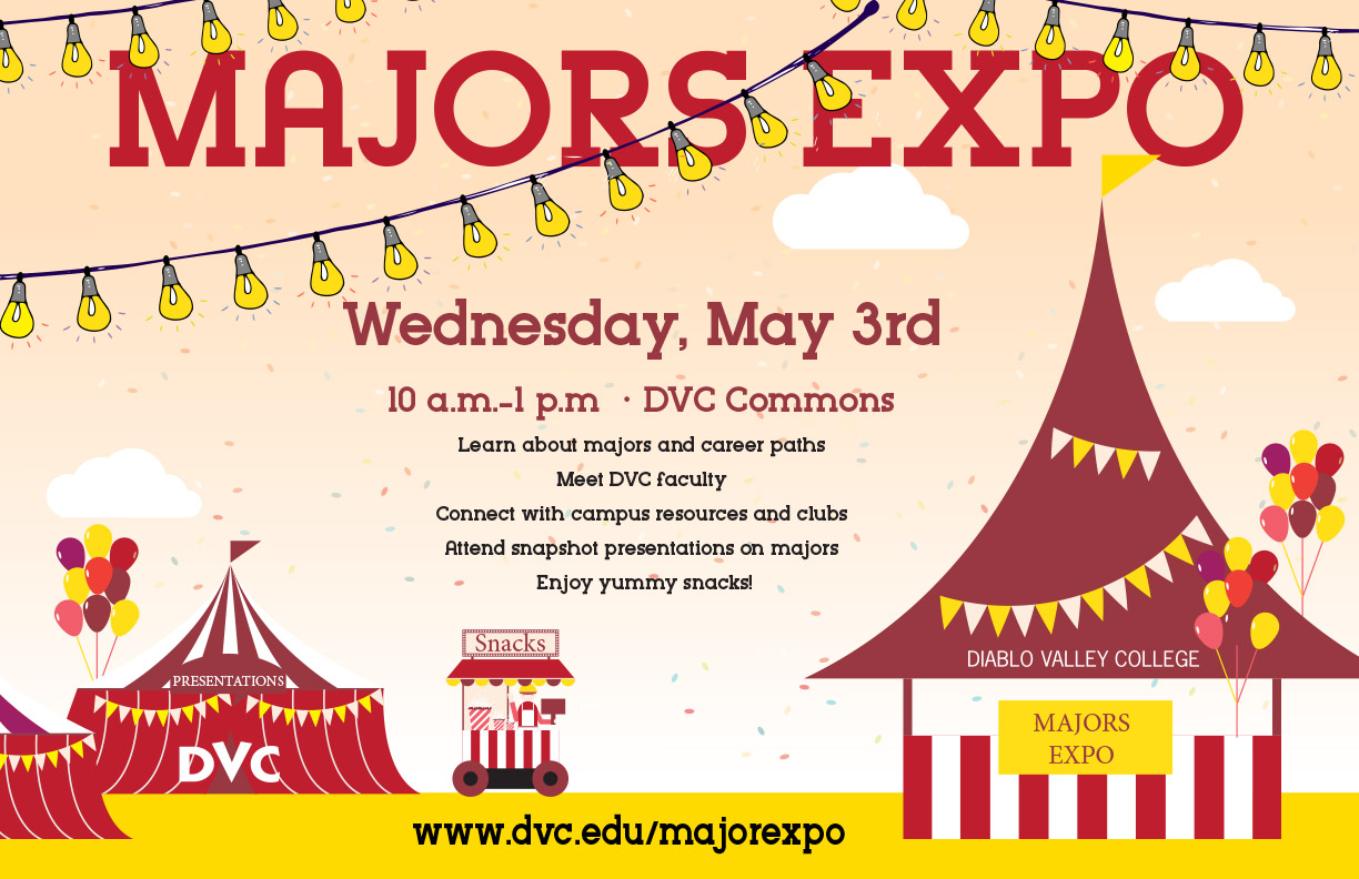 Majors Expo flyer