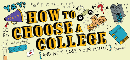 essay about choosing a course in college