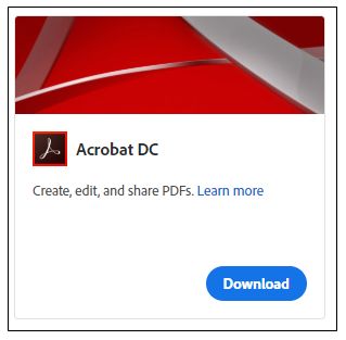 Acrobat download
