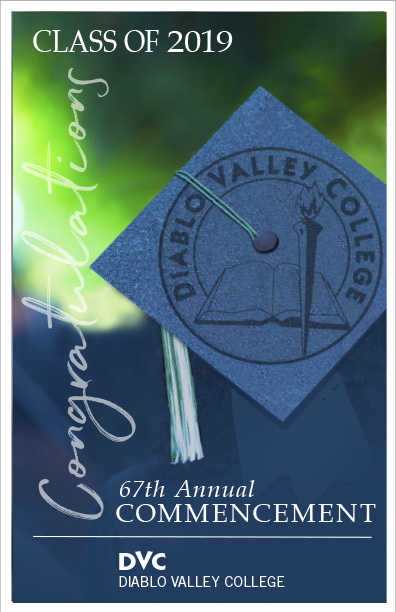 Commencement program 2018